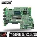 448.03n3.001m для For Lenovo FLEX3-1470 YOGA 500-14IBD материнская плата для ноутбука 100% тестовая работа cpu i7-5500U GT920M 2G DDR3