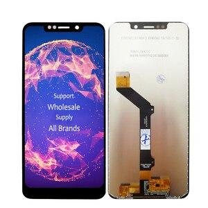 """Image 5 - 5.9 """"neue LCD Für Motorola Moto Eine XT1941 XT1941 1 XT1941 2 XT1941 3 Display P30 Spielen LCD Bildschirm Touch Sensor Digitizer montage"""