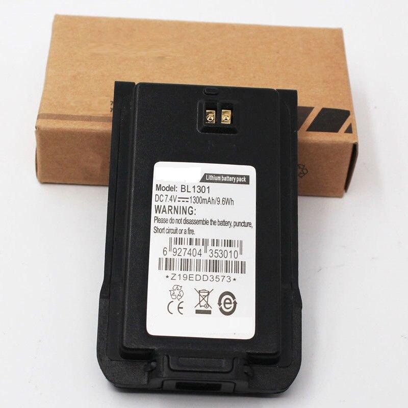 BL1719 BL1301 1650mAh 1300mAh Li-ion Battery For HYTERA HYT TC-508 TC-446S TC-518 TC-580 TC-500S TC-585 TC-560 TC-510 Radio
