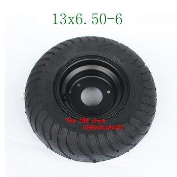 Neumático de Go Kart 13x 5,00-6 pulgadas 6 'para Go-Kart, Scooter cortacésped, Llantas Les pneus, neumáticos y ruedas de motocicleta