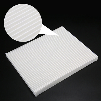 97133 2E250 Replacement Non Woven Fabrics Durable Easy Install Grid Type Car Cabin Air Filter Practical For Hyundai Tucson image