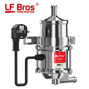 LF Bros 3000W car engine heater 220V truck coolant heater parking heater, suitable for all cars with 2.5L or larger displacement