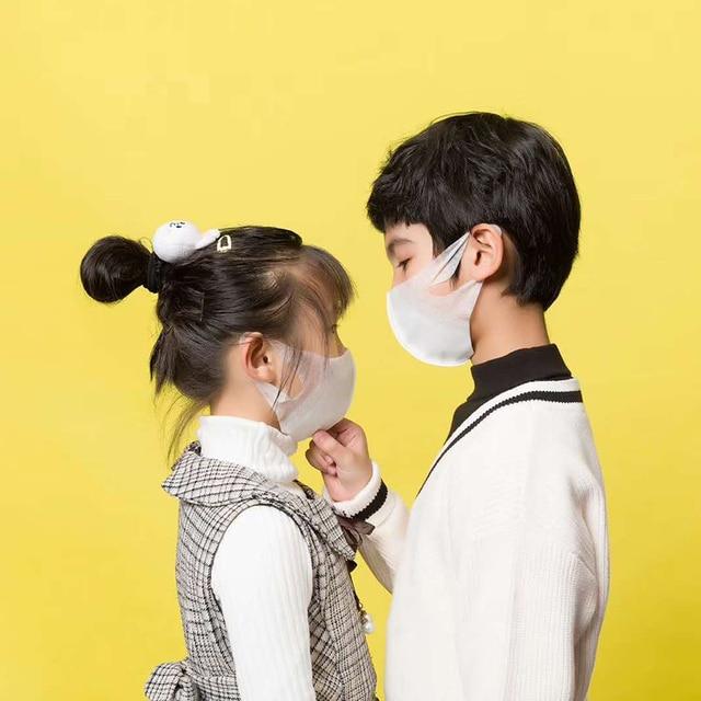 25 pcs/lot Anti flu N95 Mask Anti Pollution Mask Dust Respirator N90 Kids Masks Melt-blown Nonwoven breathing mask Dust masks 1