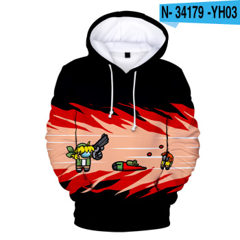 New Autumn Winter Tops Funny Print Among Us Hoodie Cartoon 3D Printed Pullover Sweatshirt Adult Harajuku Anime Pullover 17