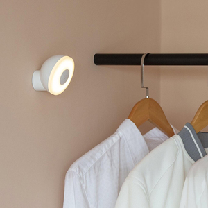 Image 4 - Original Xiaomi Mijia Führte Induktion Nacht Licht 2 Lampe Einstellbare Helligkeit Infrarot Smart Menschlichen körper sensor mit Magnetische basis