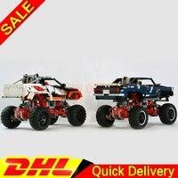 LP 20011 technic Kits Super classic limited edition of off road vehicles LP 20014 Building Blocks Bricks LPs Toys 41999