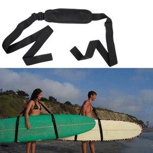Surfboard Shoulder Strap Adjustable Carry Sling Stand Up Surfing Surf Paddle Board Carrier Stand Up Sling Accessories