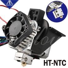 משלוח חינם 3D מדפסת חלקי טיטאן Aero V6 hotend extruder מלא ערכת/געש נחיר ערכת לשולחן עבודה reprap mk8 i3 TEVO ANET