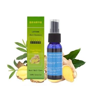 Fast Hair Growth Serum Essential Oil Ginger Anti Hair Loss Treatment Hair Nutrition Liquid Damaged Hair Repair Regrowth Products 1