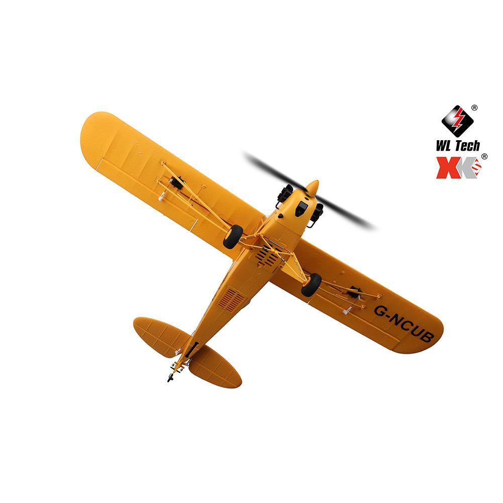 XK A160 RTF EPP RC Drone télécommandé avion modèle RC avion mousse Air jouet avion 3D/6G système 650mm Kit d'envergure 4