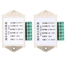 Frequency To Voltage Signal Conversion Module F/V Converter Module With Housing Frequency Converter 95% new for drum washing machine frequency conversion plate 0024000133d frequency board
