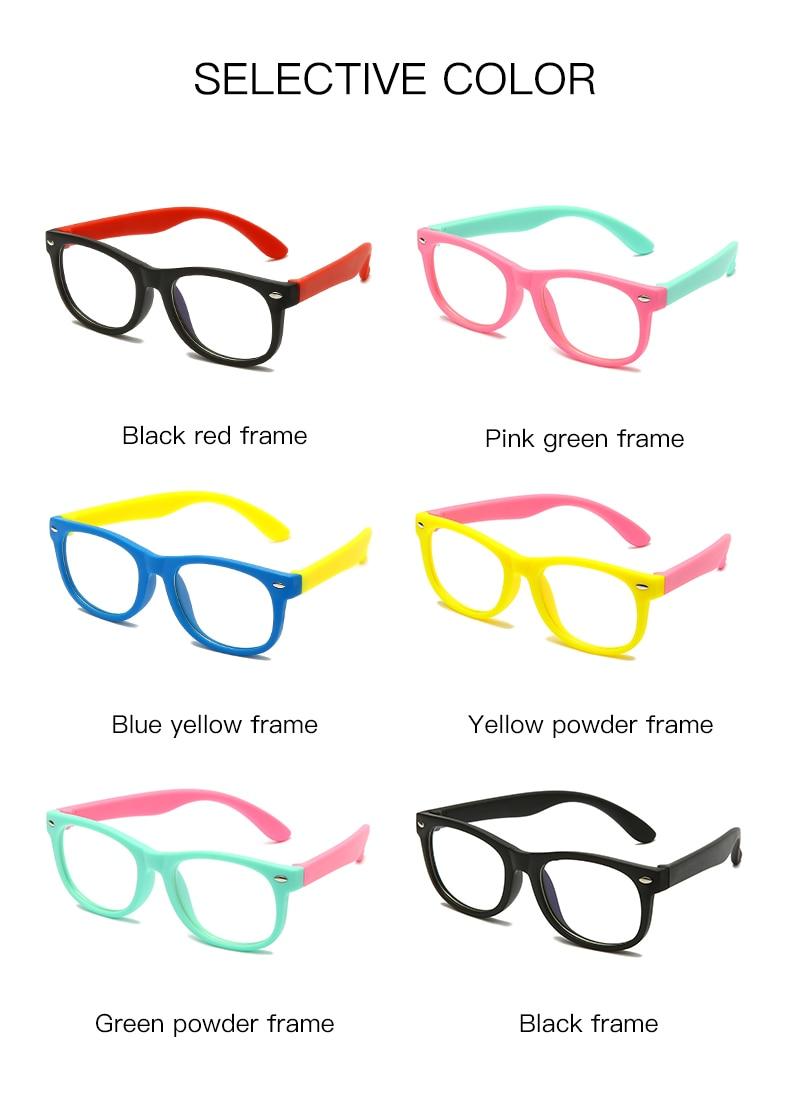 Kids Anti-Blue Light Glasses