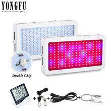 LED Grow Light 600W 800W 1000W 1200W 1500W Full Spectrum Double Chip grow lamp for all Indoor Planting grow tent plant light france warehouse dropshipping qkwin 600w 1000w led grow light with double chip 10w full spectrum led grow light