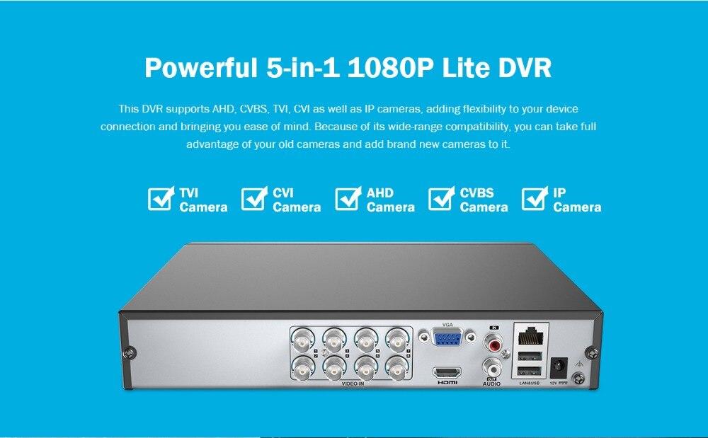 segurança vídeo lite h.264 + 5in1 1080n