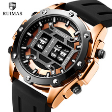 Mens Watches Creative Rolling Clock Watch Men Quartz Watch Top Brand Luxury Waterproof Business Wristwatch Casual Male Relogio creative brand men watch steel luxury quartz business wristwatch waterproof clock military sport male watches relogio montre