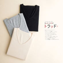 Helovi V Neck White Sweaters Women 2018 pure cashmere sweater Long Sleeve Knit Pullovers Crop Sexy Winter Knitted Sweater girl ronnykise knitted sweaters women fashion pullovers long sleeve sexy v neck casual tops autumn and winter cashmere sweater