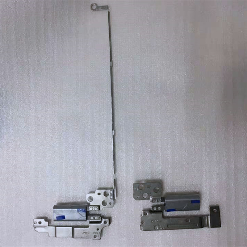 Original Used Laptop LCD Hinges For DELL 15 7579 15-7579 Series Left And Right 1 Pair