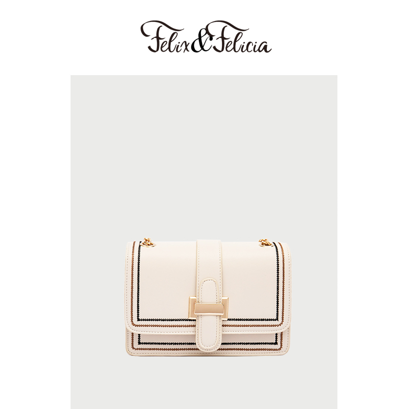 FELIX&FELICIA Brand fashion PU leather shoulder bags for women 2019 designer ladies messenger crossbody retro flap square