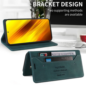 Image 3 - Leather Flip Case For Xiaomi Poco X3 NFC F3 11 10 9 10T Lite 9T CC9 E Redmi 9C 8A 7A Note 10 10X 9 9S 8 8T 7 K20 Pro Max Phone
