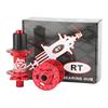 RT KM 2.0 Mtb Hub 32 Holes Aluminum CNC Disc Brake Bike Hub For SHIMANO 8 9 10 11 Speed