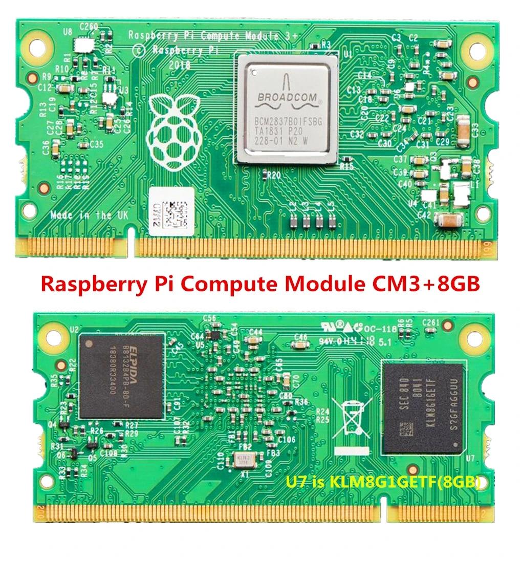 Raspberry Pi Compute Module 3 BCM2837B0 SoC SBC Computer Board. Lite