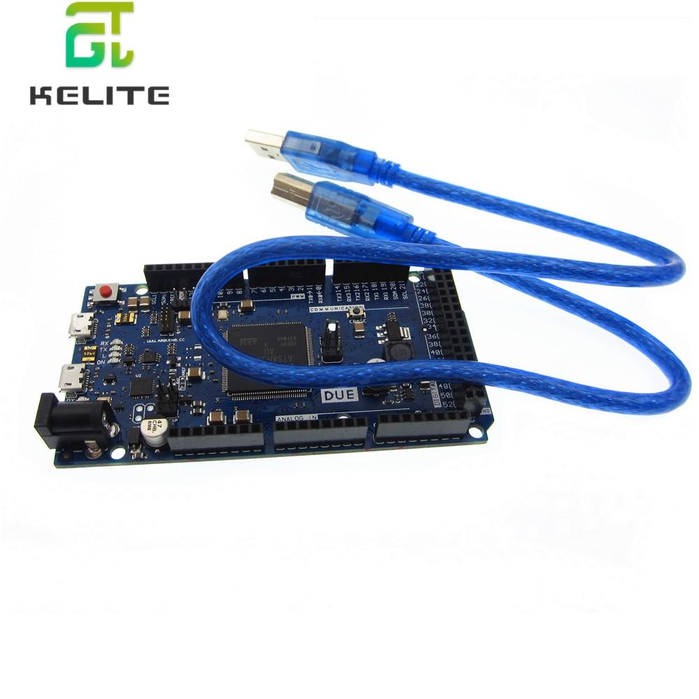 Trabalho bom devido r3 placa at91sam3x8e sam3x8e 32-bit braço Cortex-M3 módulo de placa de controle para