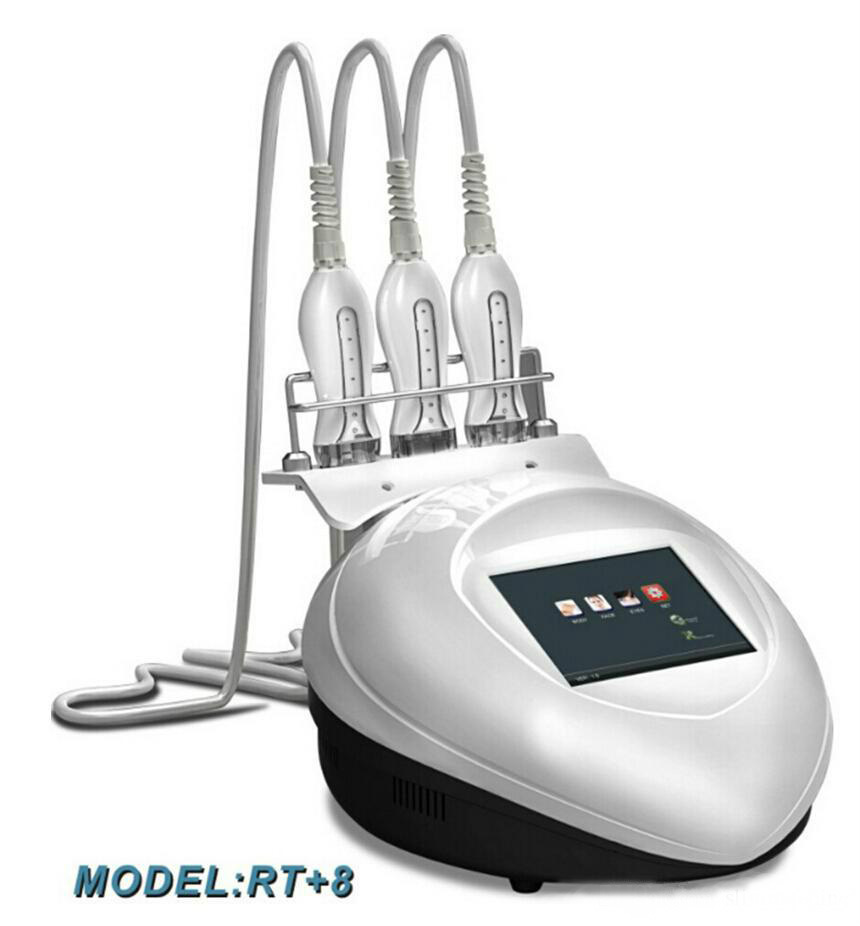 Ortable Anti-wrinkle Mesotherapy Rf Tighten Slimming Beauty Machine Professional Weigh Loss Pwith Instant Slimming Vacuum Therap