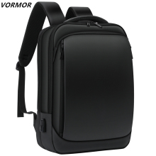 VORMOR Brand Laptop Backpack Men 14 15.6 inch Waterproof School Backpacks USB Charging Business Male Travel Bag New