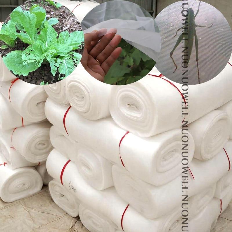 5m 6 tamanho 40 100 malha repeller net controle de pragas fazenda vegetal frutas redes jardim plantas cobrir anti inseto rede mosquito