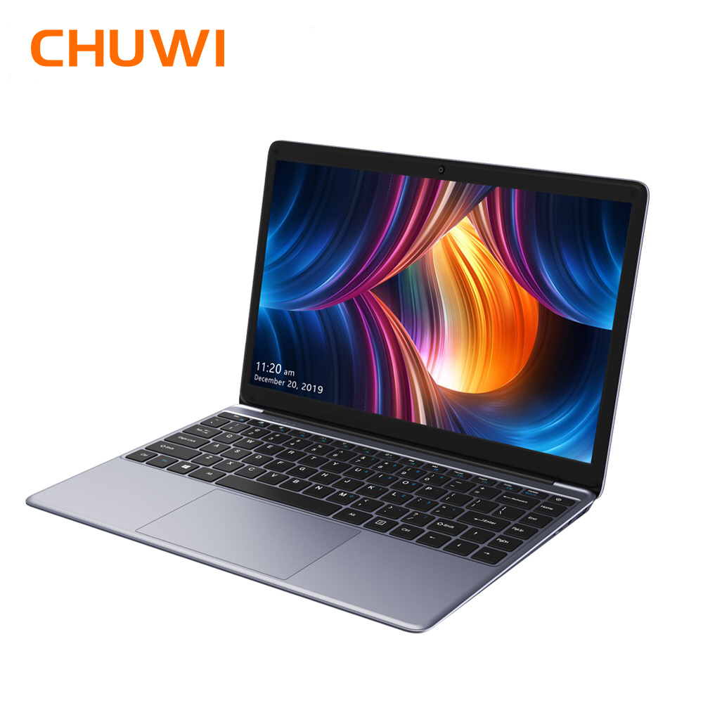 NEW CHUWI HeroBook Pro 14.1 Inch Slim Laptop Intel Gemini Lake N4000 Dual Core Windows 10 OS 8GB RAM 256GB SSD Notebook|Laptops|   - AliExpress
