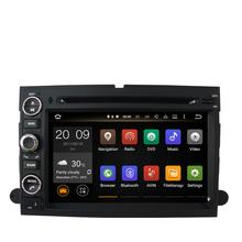 4GB pamięci RAM samochodu Radio Stereo Bluetooth Wifi Android 8 0 nawigacja samochodowa GPS dla Ford Fusion Explorer F150 Edge Expedition 2006-2009 tanie tanio MIYUOG CN (pochodzenie) podwójne złącze DIN 4*50W 256G DVD-R RW DVD-RAM VIDEO CD JPEG ABS+METAL 1024*600 Wbudowany GPs