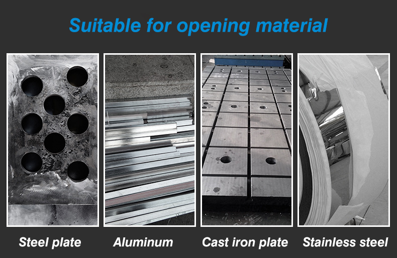 broca de corte de metal ferramentas elétricas de perfuração