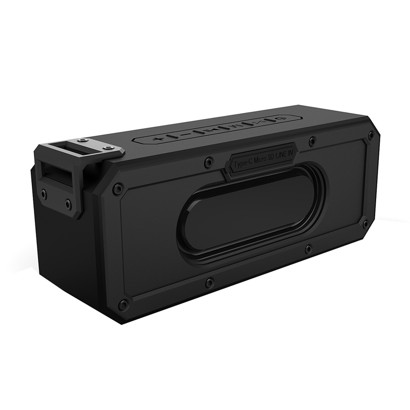 40W Bluetooth Speaker Portable Bass Column IP67 Waterproof Subwoofer with 360 Stereo Sound Outdoor Speakers Soundbar