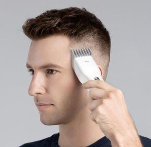 Image 2 - 在庫youpin enchenブーストバリカンusb充電式 2 速度セラミックカッター髪ヘアトリマー子供バリカン