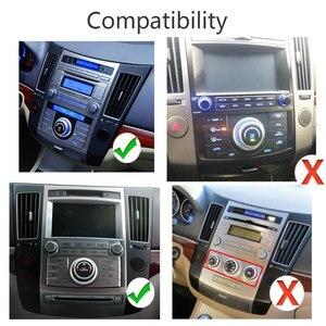 Image 3 - Tesla Style Android 8.0 9.7 Inch Car Radio For Fit HYUNDAI VERACRUZ Ix55 Navigation Gps Multimedia wifi interne