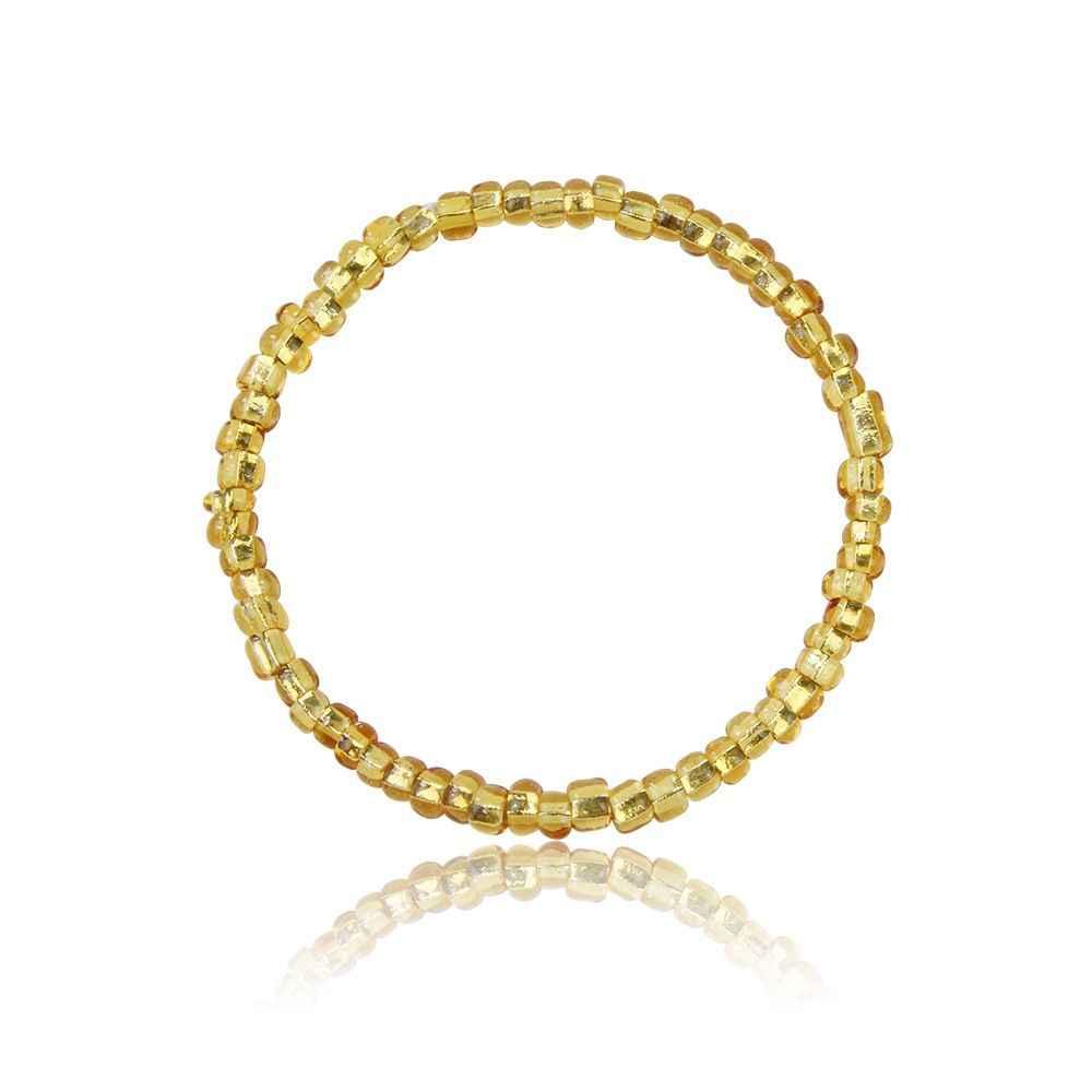 3 יח'\סט בוהמיה סגנון צמידי טבעי פגז זהב צמידי שרשרת לנשים חתונה לנשף מסיבת מתנת יום תכשיטים