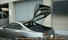 Rear Tailgate Damper For Toyota SUPRA JZA80 1993-2002 Trunk Boot Gas Charged Gas Struts Lift support