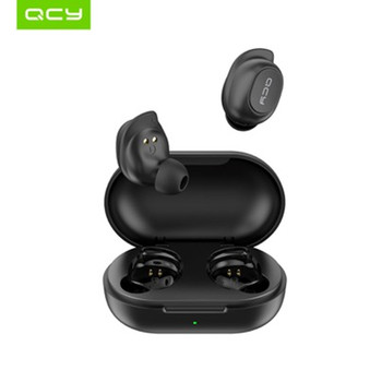 2020 Newest QCY T9S TWS Mini Bluetooth Headphones Earphones Stereo Wireless Earbuds With QCY Exclusive APP Available