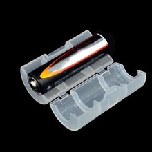 4 Pcs/lot AA Battery Case To Size C Battery Cases Box Adapters Converter Holder switcher converter(China)