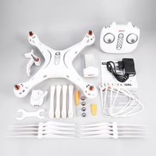 Syma X8PRO 2.4G GPS Positionering FPV RC Drone Quadcopter met 720P HD Wifi Verstelbare Camera Real Time Hoogte houden Headless hi(China)