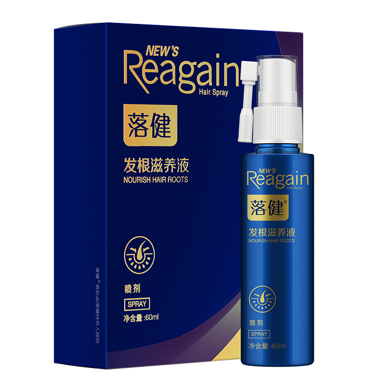 Reagain Hair Tonic Spray Hair Root Nourishing Liquid Hair Grow Dense Beard  Strongthen Hair