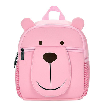 2020 New 3D Animal Children Backpacks Brand Design Girls Boys Backpack Toddler Kids School Bags Kindergarten Cartoon Bag haoyun children s school backpack vampirina prints pattern kids backpack cartoon design toddler boys girls school book bags
