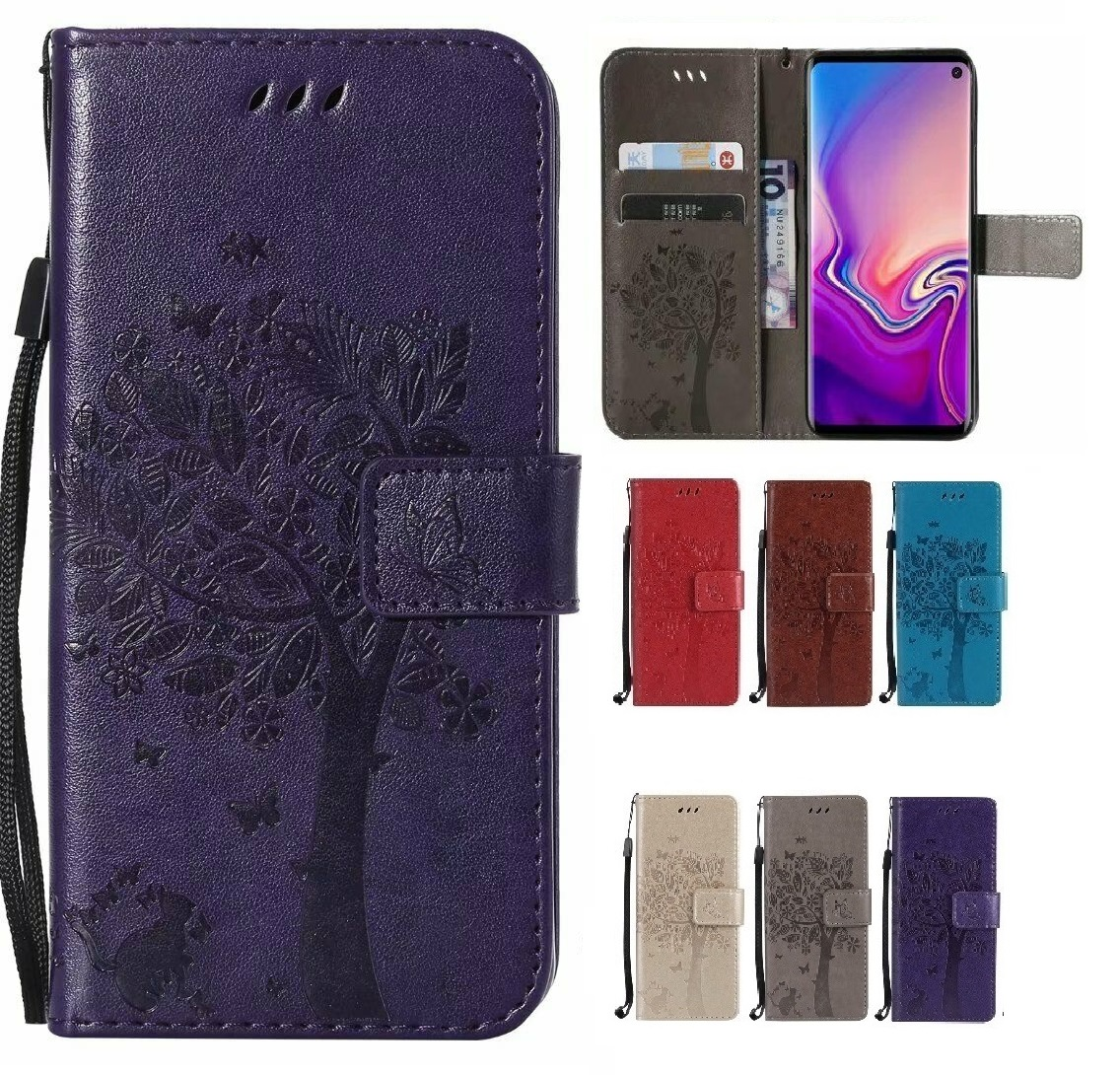 Case TOP flip PU Leather Cover With View For FLY FS554 POWER PLUS FHD IQ4414 FS553 FS551 FS550 FS530 FS528 FS527 image
