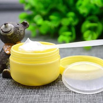 1/10PCS Refillable Bottles Plastic Empty Makeup Jar Pots Travel Face Cream Lotion Cosmetic Container Box Travel Bottle 10/20/30g 3