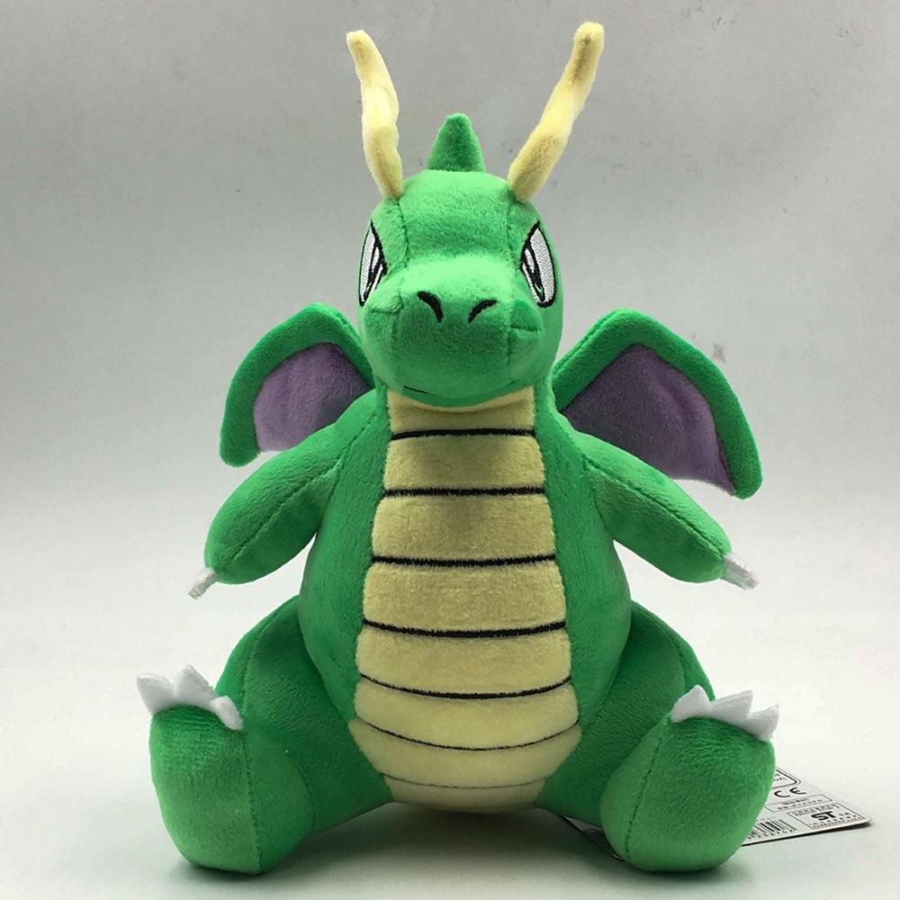takara-tomy-font-b-pokemon-b-font-dolls-toys-christmas-gift-for-kids-japan-anime-shiny-dragonite-soft-stuffed-plush-figure