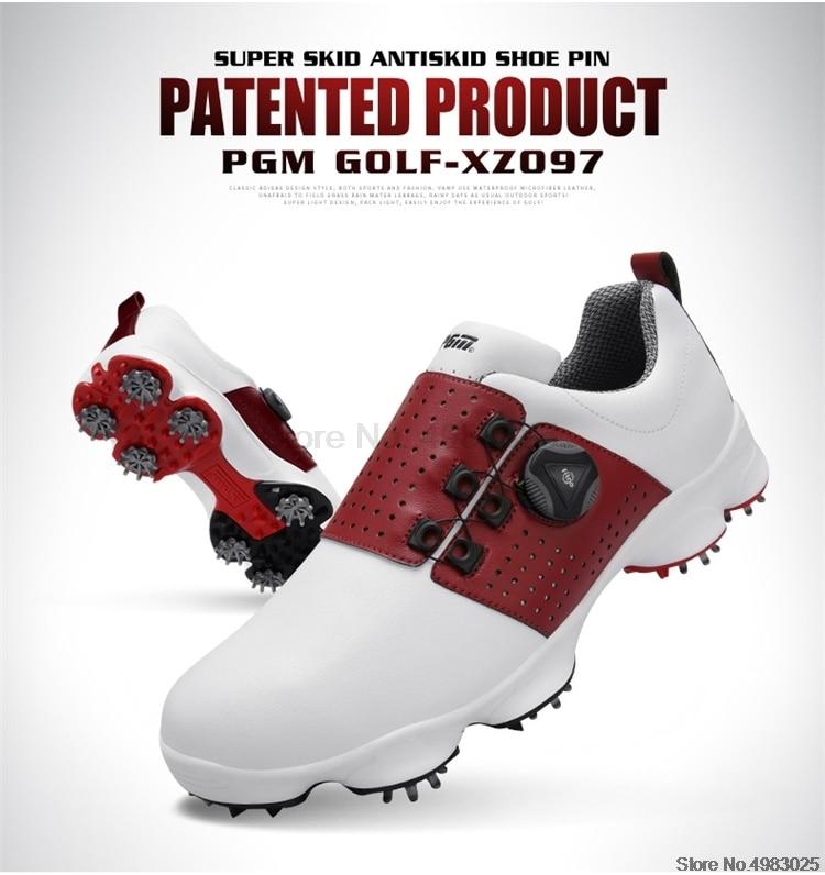 spikes anti-skid sapatos de golfe EU39-45 d0473
