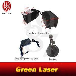 Image 4 - 12v laser transmitters Takagism game  real life escape room props green laser arrays transmitter device   jxkj1987  12v laser