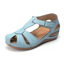 Gladiator Sandals Women Wedges Shoes For