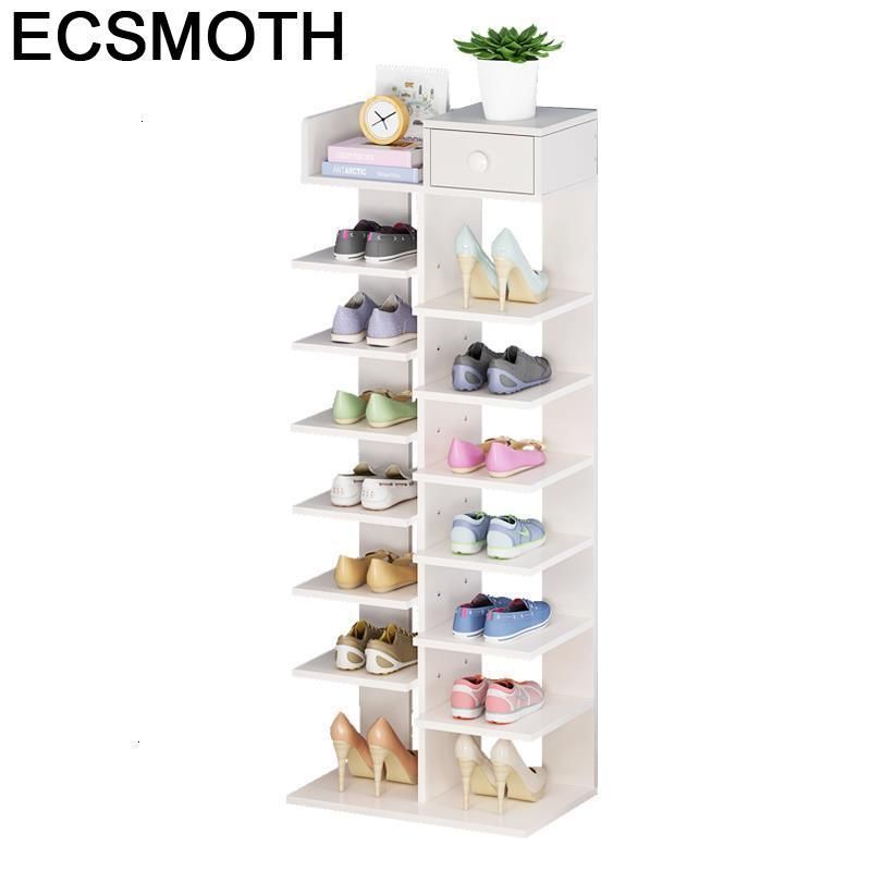 Organizador Zapato Closet Mueble Zapatero Minimalist Armario De Almacenamiento Rack Furniture Scarpiera Sapateira Shoes Cabinet