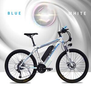 Image 3 - Smlro 48V 15A 350W 26 Inch Motor Aangedreven Elektrische Fiets Berg Voertuig Bicicleta Electrica Ebike